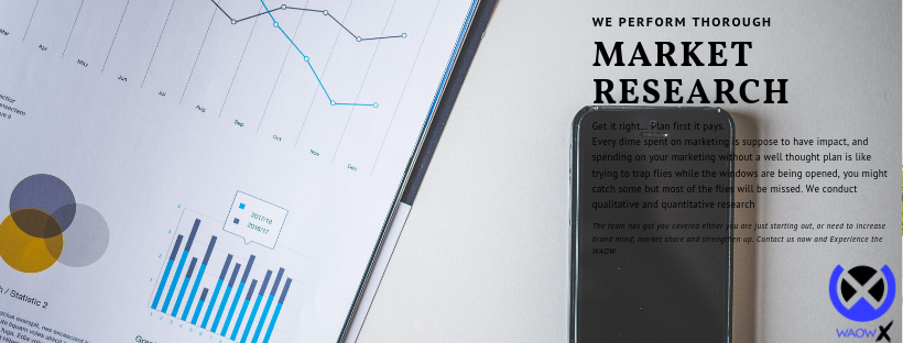 Market research and strategies